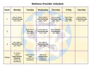October 2017 wellness